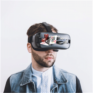 VR the future of poker