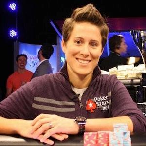 Female Poker Star