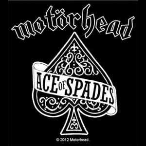 Ace of Spades and other Poker songs